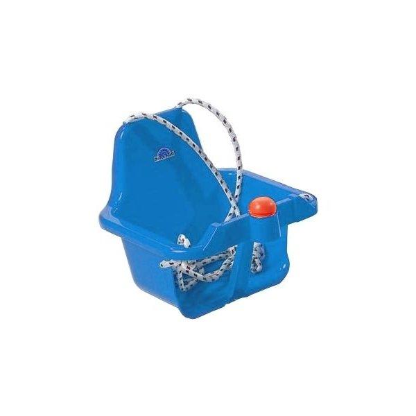 Dohany Houpačka s pískátkem modrá světlá Modrá