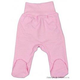 New Baby Kojenecké polodupačky New Baby růžové