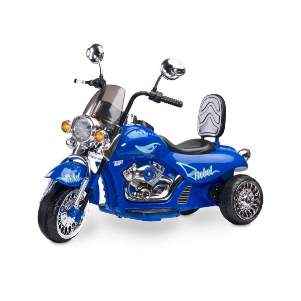 Toyz Elektrická motorka Toyz Rebel blue Modrá