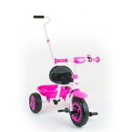Milly Mally Dětská tříkolka Milly Mally Boby TURBO pink