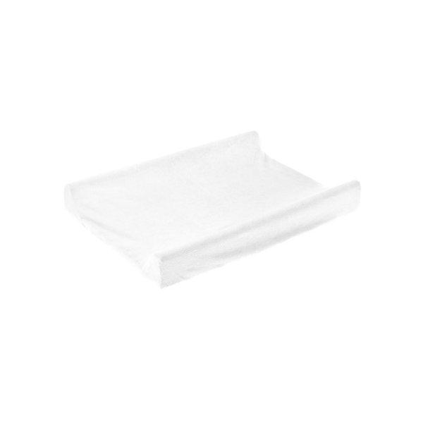 Sensillo Návlek na přebalovací podložku Sensillo 50x70 bílý Bílá