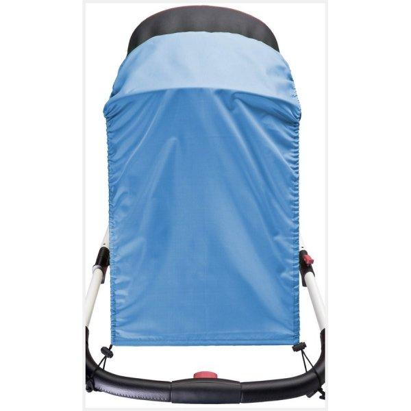 Caretero Sluneční clona na kočárek CARETERO blue Modrá