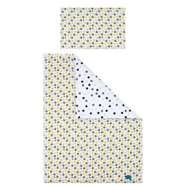 BELISIMA 6-dílné ložní povlečení Belisima Koťátka 100/135 žluté Žlutá