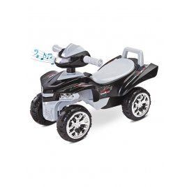 Toyz Odrážedlo čtyřkolka Toyz miniRaptor šedé