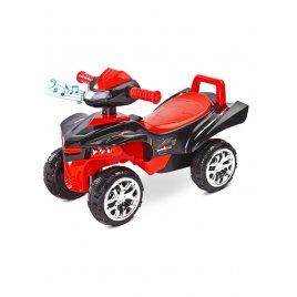 Toyz Odrážedlo čtyřkolka Toyz miniRaptor červené