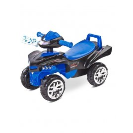 Toyz Odrážedlo čtyřkolka Toyz miniRaptor modré