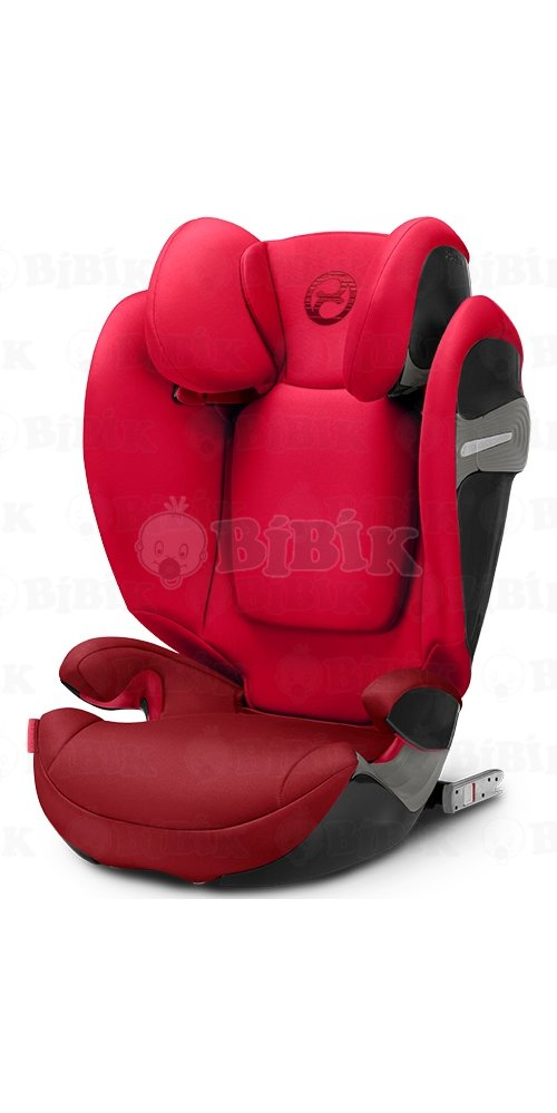 cybex solution s fix autoseda ka 2018 rebel red. Black Bedroom Furniture Sets. Home Design Ideas