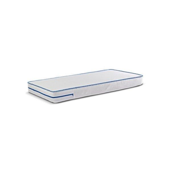 Sensillo Matrace SENSILLO latex-molitan 120x60 cm Bílá