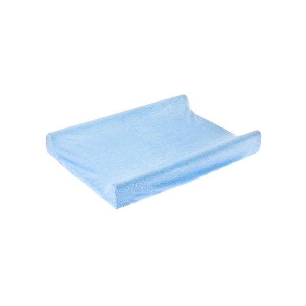 Sensillo Návlek na přebalovací podložku Sensillo 50x70 modrý Modrá