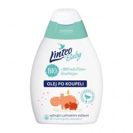 Linteo Dětský olej po koupeli Linteo Baby s měsičkem lékařským