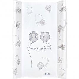 New Baby Přebalovací nástavec New Baby Emotions bílý 50x70cm