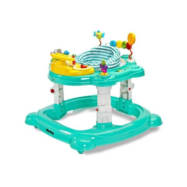 Toyz Dětské chodítko Toyz HipHop 3v1 zelené Zelená