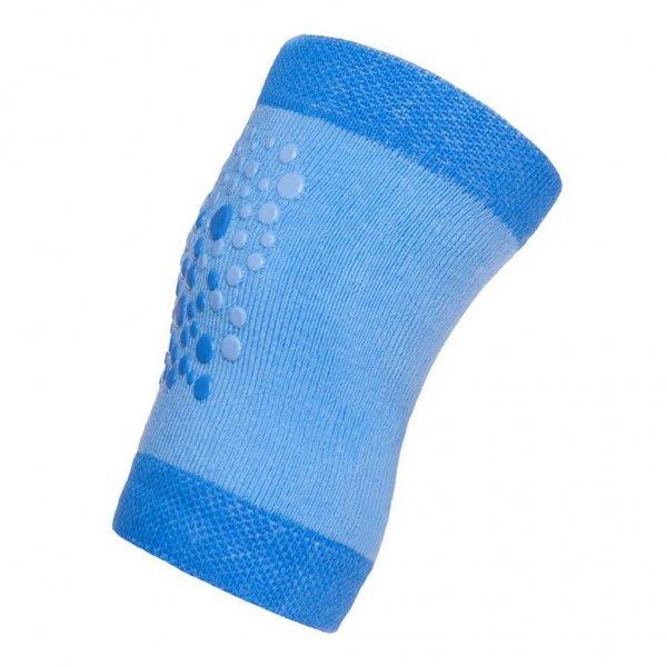 New Baby Dětské nákoleníky New Baby s ABS modré Modrá