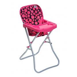 Playto Jídelní židlička pro panenky PlayTo Dorotka