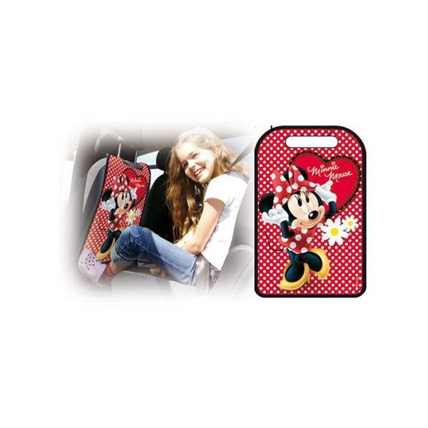 KAUFMANN Ochranná folie na sedadlo Disney Minnie Červená