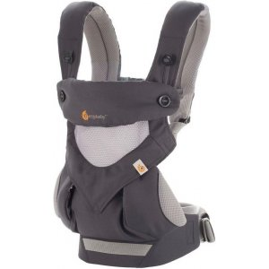 Ergobaby 360 NOSÍTKO COOL AIR - Carbon Grey