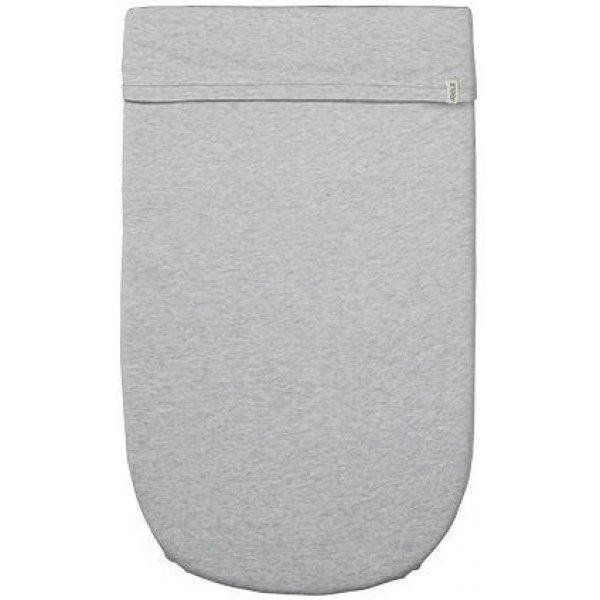 Joolz Tenká přikrývka sheet Grey Melange