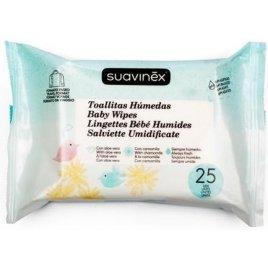 Suavinex Hygienické vlhké kapesníčky - 25 ks
