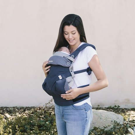 Ergobaby VLOŽKA EASY SNUG ORIGINAL Grey