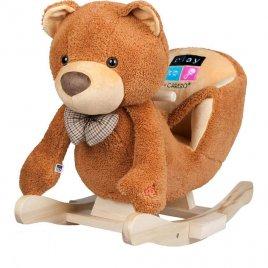 Playto Houpací hračka s melodií PlayTo medvídek