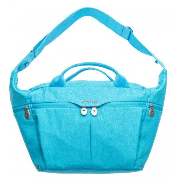 DOONA PLUS Celodenní přebalovací taška Turquiose