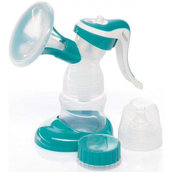 Zopa Manuální odsávačka mléka Basic Modrá