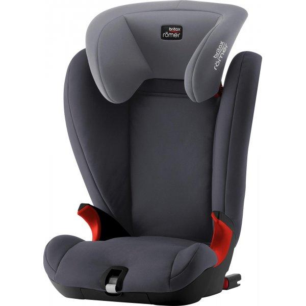 Römer Kidfix SL Black autosedačka 2021 Storm Grey