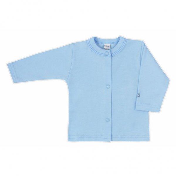 Bobas Fashion Kojenecký kabátek Bobas Fashion Mini Baby modrý Modrá
