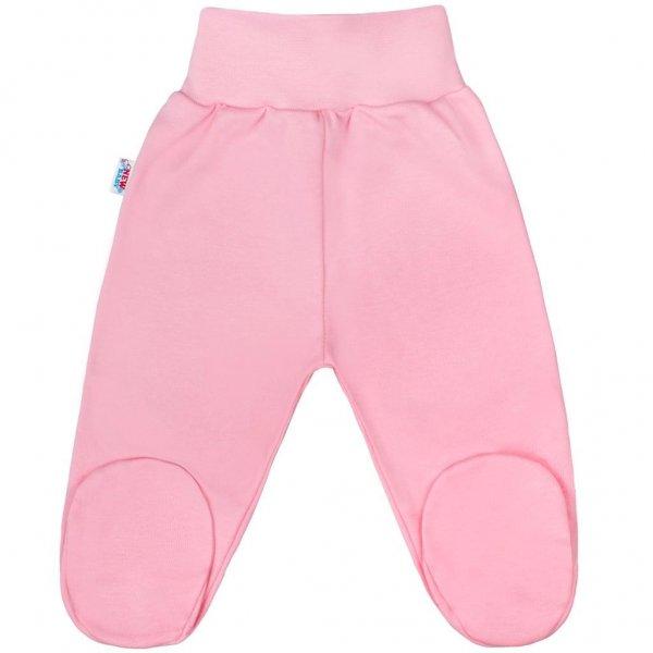 New Baby Kojenecké polodupačky New Baby Classic II růžové Růžová
