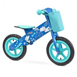 Toyz Dětské odrážedlo kolo Toyz Zap 2018 blue