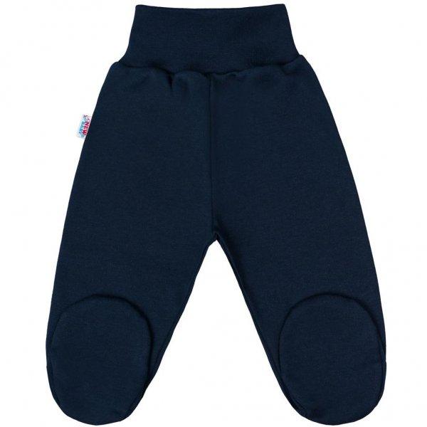 New Baby Kojenecké polodupačky New Baby Classic II tmavě modré Tmavě modrá
