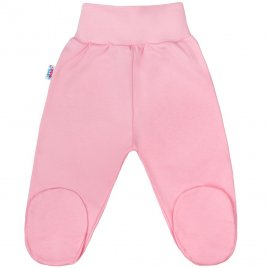 New Baby Kojenecké polodupačky New Baby Classic II růžové