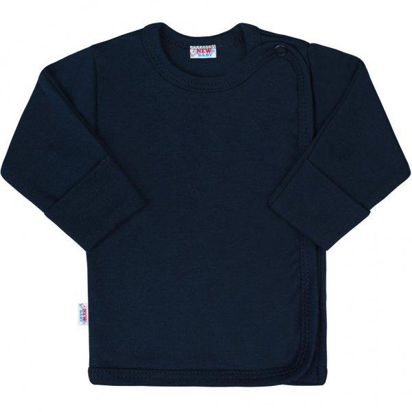 New Baby Kojenecká košilka New Baby Classic II tmavě modrá Tmavě modrá