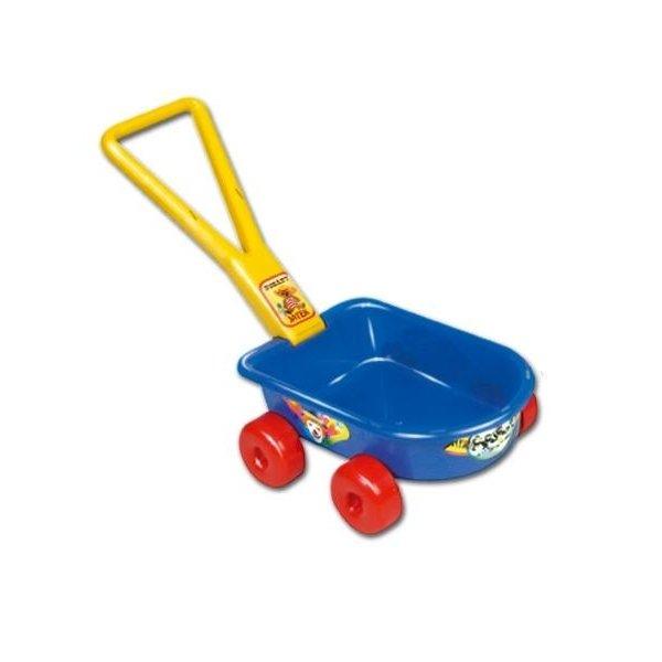Dohany Dětský vozík - modrý Modrá