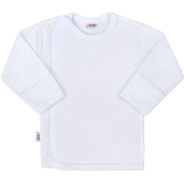 New Baby Kojenecká košilka New Baby Classic II bílá Bílá