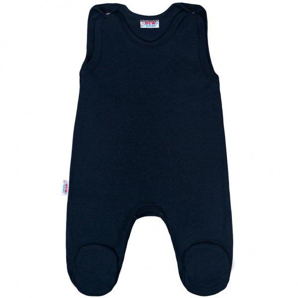 New Baby Kojenecké dupačky New Baby Classic II tmavě modré Tmavě modrá