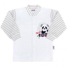 New Baby Kojenecký kabátek New Baby Panda