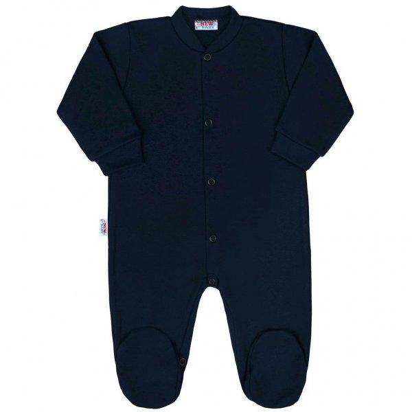 New Baby Kojenecký overal New Baby Classic II tmavě modrý Tmavě modrá
