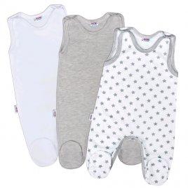 New Baby Kojenecké dupačky New Baby Classic II Uni 3ks