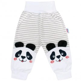 New Baby Kojenecké tepláčky New Baby Panda