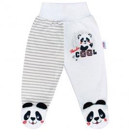 New Baby Kojenecké polodupačky New Baby Panda