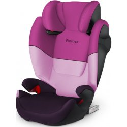 Cybex Solution M-fix autosedačka 2019 Purple Rain