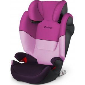 Cybex Solution M-fix autosedačka 2020 Purple Rain