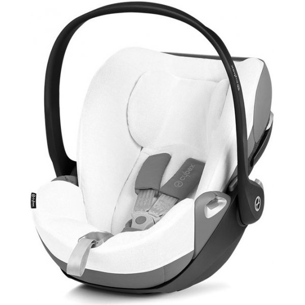 Cybex Summer Cover - Cloud Z i-Size 2021 White