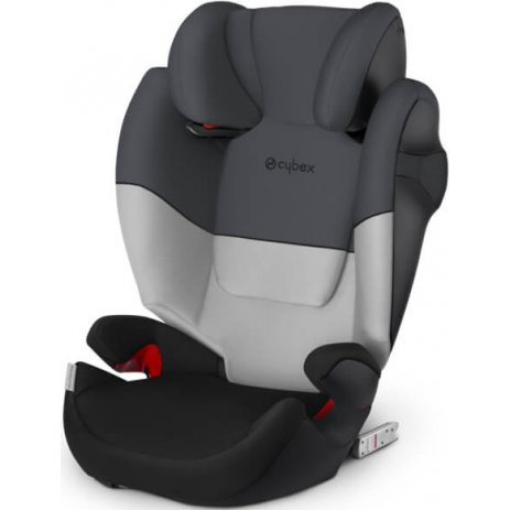 Cybex Solution M-fix autosedačka 2019 Gray Rabbit