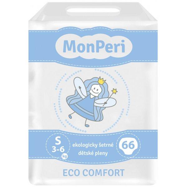 MonPeri Pleny ECO comfort S Modrá