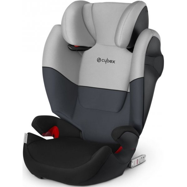 Cybex Solution M-fix autosedačka 2020 Cobblestone