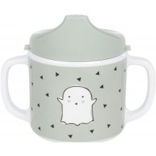 Lässig Cup with Silicone Little Spookies Olive