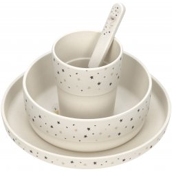 Lässig Dish Set Bamboo Little Water Swan