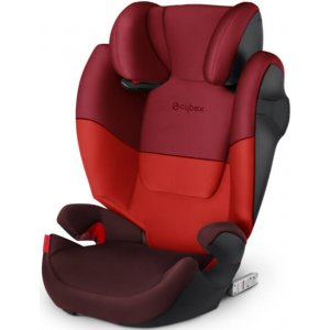 Cybex Solution M-fix autosedačka 2020 Rumba Red
